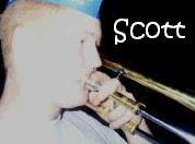 Scott on Trombone